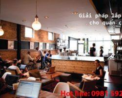 Tư vấn lắp mạng quán cafe Quảng Ngãi