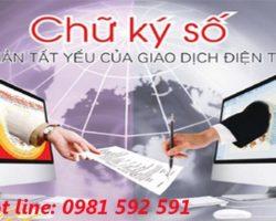 Đăng ký Chữ ký số Viettel Quảng Ngãi