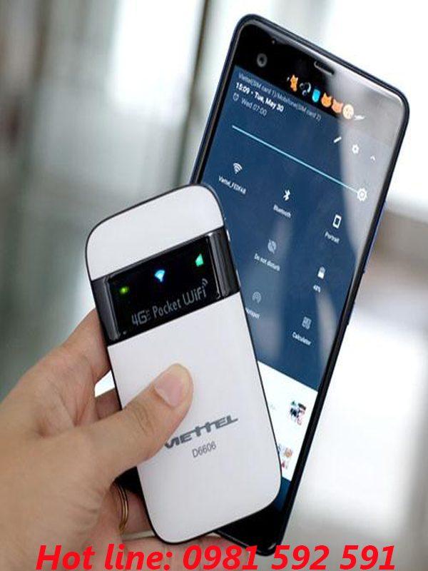 bộ phát wifi viettel