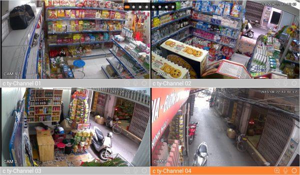 Camera Viettel cửa hàng